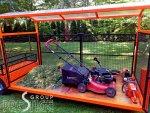 Przyczepka wózek wielofunkcyjny do ciągnika, traktorka, quada