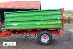 Pronar Wywrotka rolnicza Pronar T 654/1 przyczepa jednoosiowa