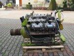 Silnik Perkins V8 w całości lub na części Claas Dominator 108