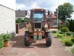 Belarus 572 MTZ 82 4x4 Prywatnie Stan Idealny Rejestracja PL/OC Pneumatyka