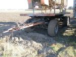 Przyczepa HL-8011 HW-8211 Niemka wywrotka 8 ton produkcja Niemiecka Idealna
