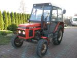 Zetor 5211 wersja Niemiecka Pierwszy właściciel rej.PL ważne OC wspomaganie