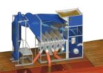 Separator aerodynamiczny SAD 5 z cyklonem, wialnia, czyszczalnia