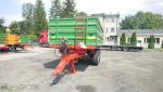 Przyczepa rolnicza T663/1 TANDEM